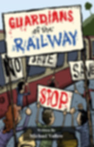 Guardian of the Railway by Michael Vallow