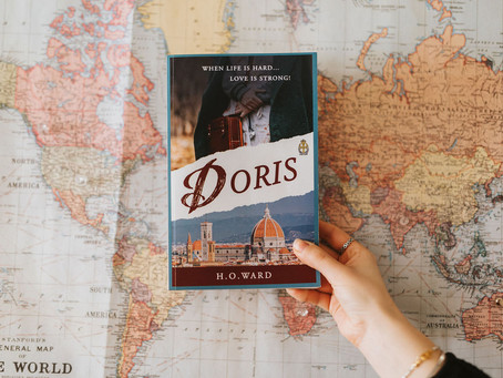 A catch up with H.O.WARD, Author of 'Doris'.