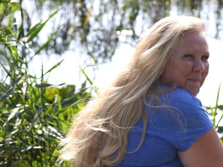 A Q&A with our debut Poetry Author Lorraine Buxton
