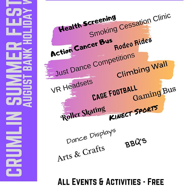 Crumlin Summer Festival