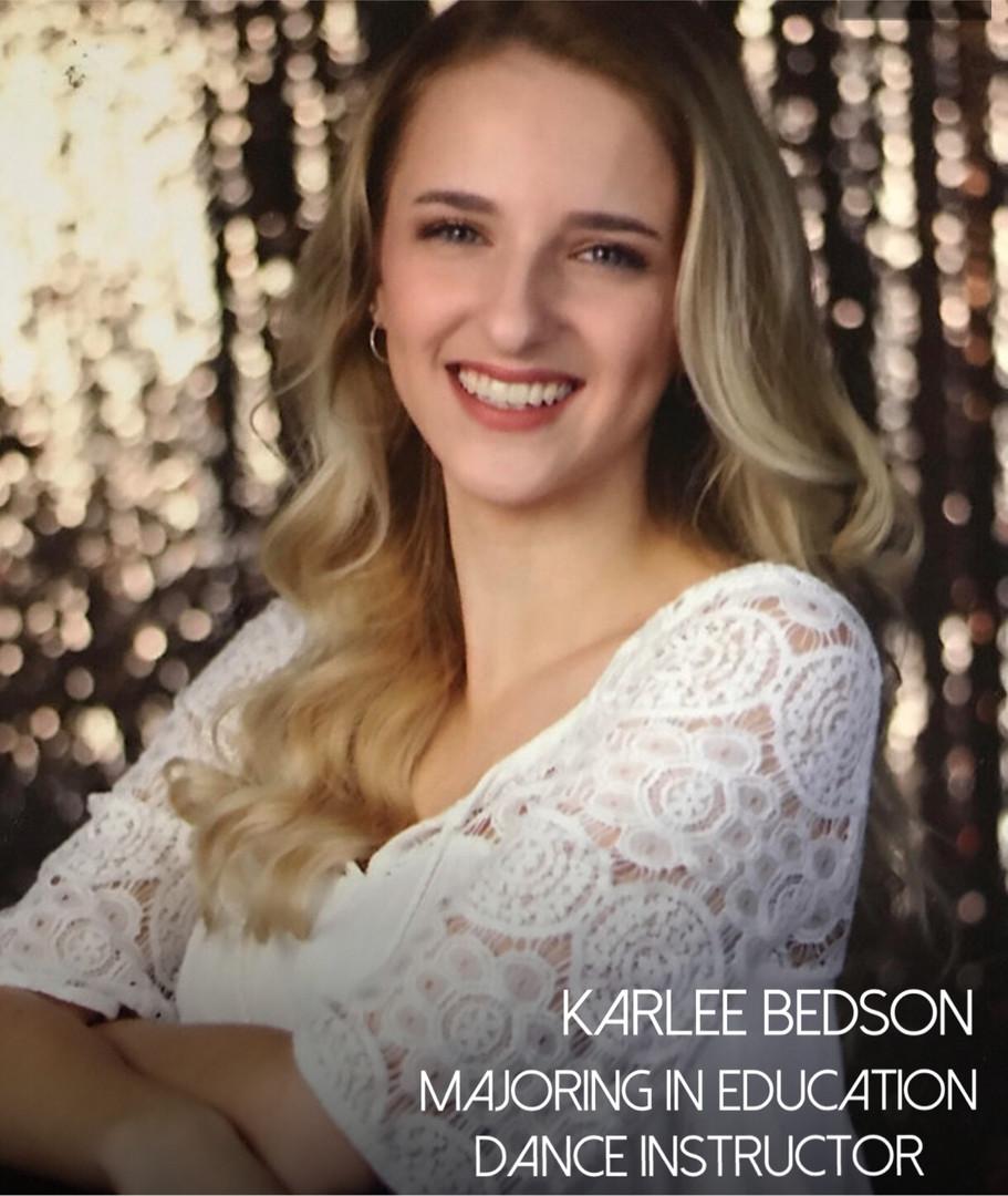 Karlee Bedson