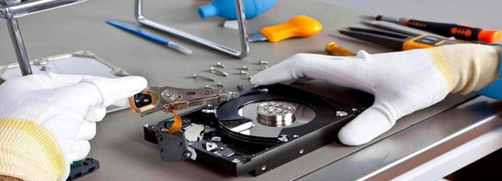 Damage Hard Disk Data Recovery