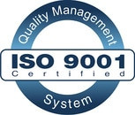 Our Company ISO 9001 Certifited.