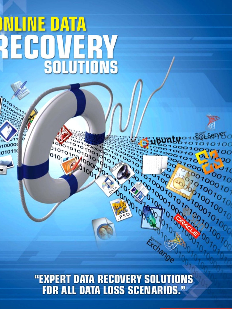 Online Data Recovery Services