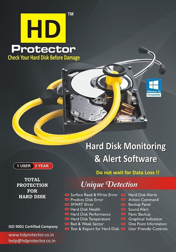 Hard Disk Protector Software