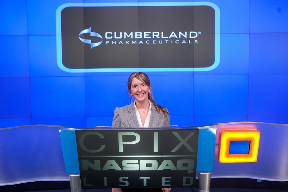 Angela Novak at NASDAQ