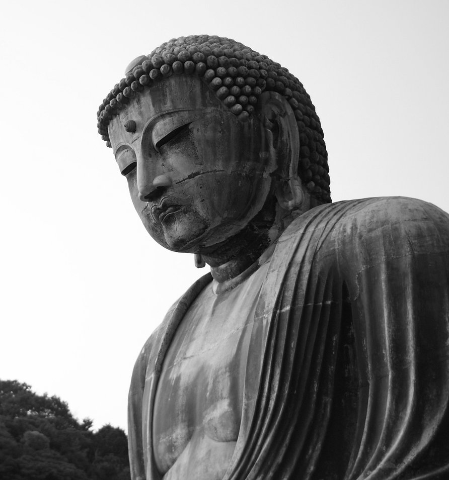 buddha head hijiri silver works
