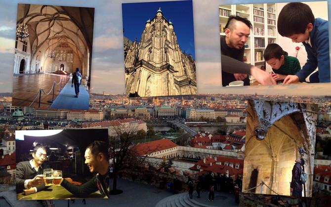 Prague研修旅行