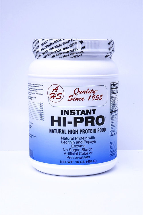 HiPro Protein Powder (16oz)