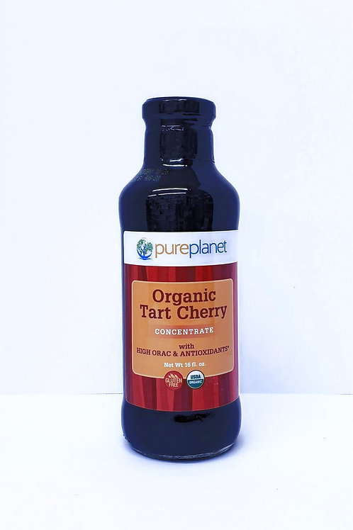 Pure Planet Organic Tart Cherry Concentrate, 16 fl. oz.