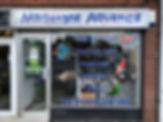 Maidstone Aquatics shop front