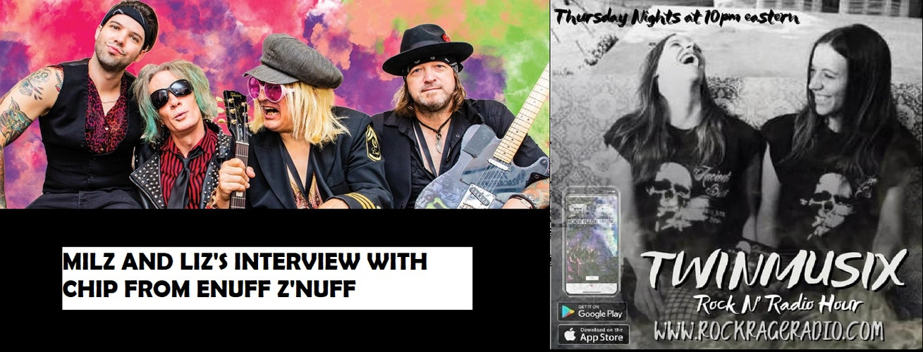 ENUFF Z'NUFF INTERVIEW