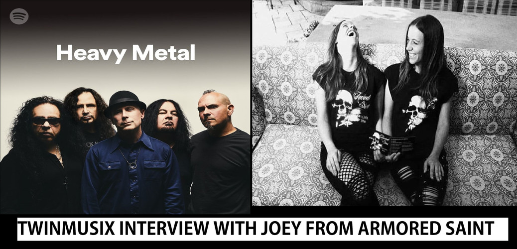 ARMORED SAINT INTERVIEW