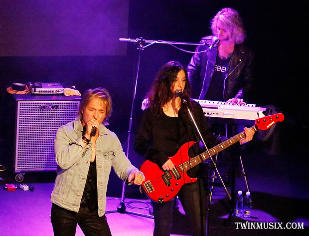 A TRIBUTE TO THE MUSIC OF BON JOVI