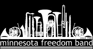 MN Freedom Band logo