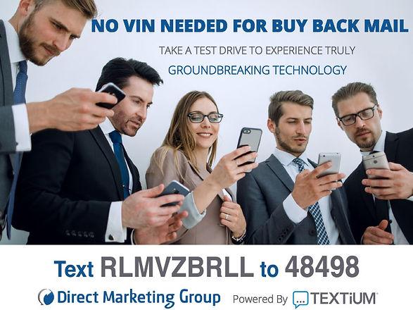 Direct Marketing Group - TiV 2.0 Test Dr