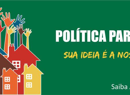 POLÍTICA PARTICIPATIVA