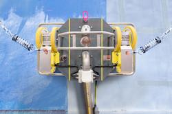 Устройства обработки поверхностей Spiderjet®