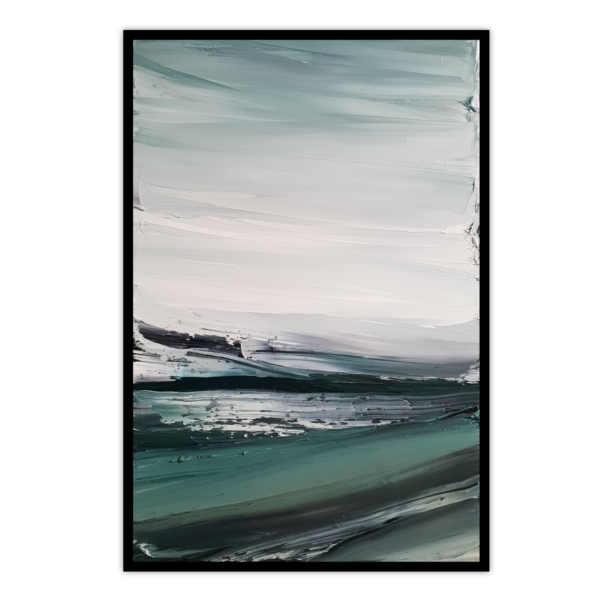 'Place Of Presence VI', 51cm x 76cm