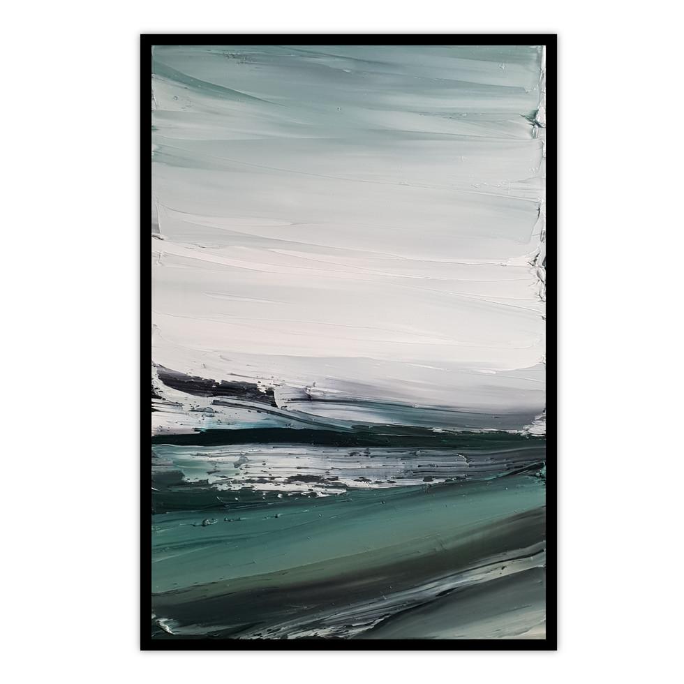 'Place Of Presence VI', 51cm x 76cm