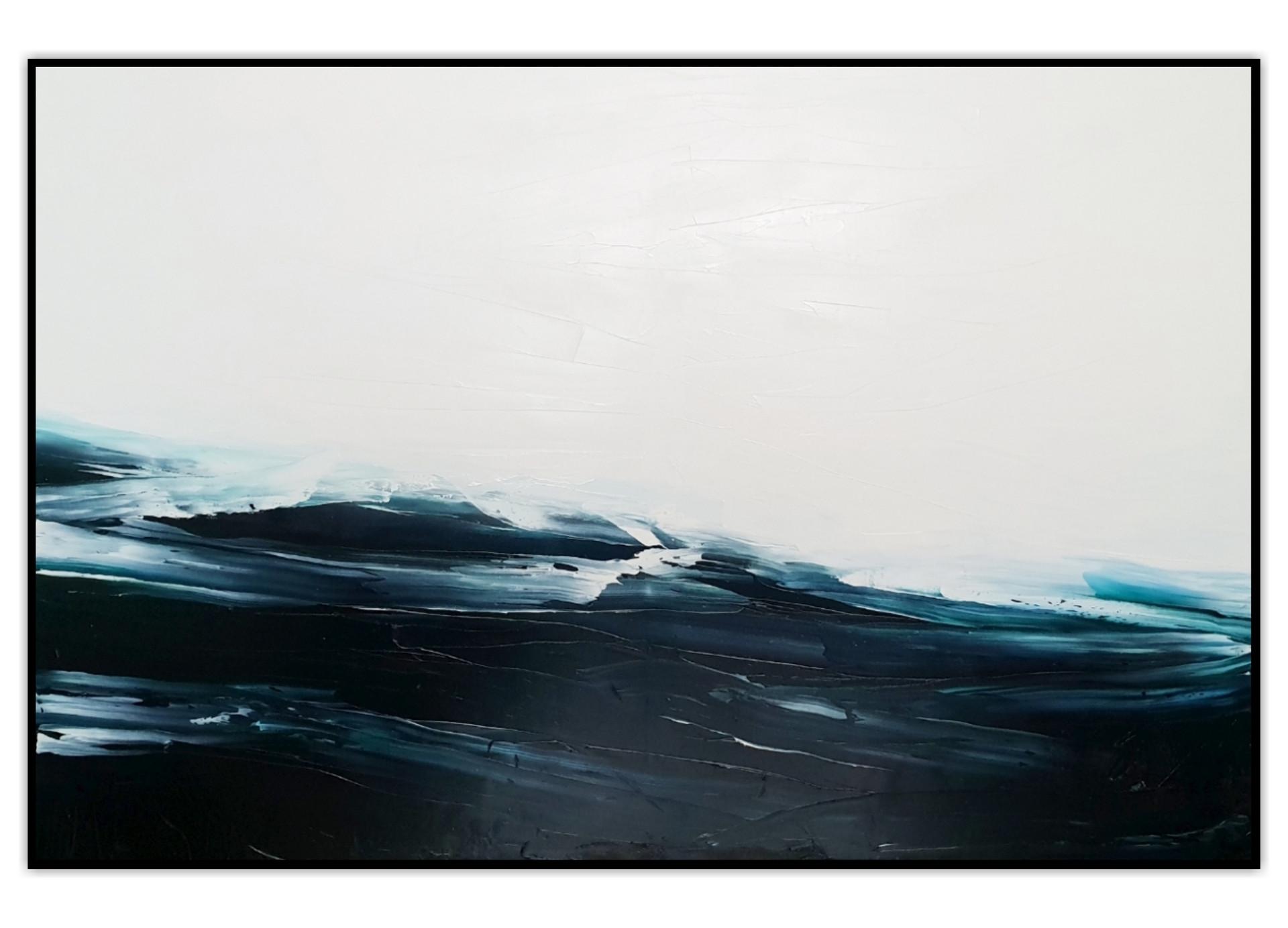 'Place Of Presence IV', 120cm, x 180cm