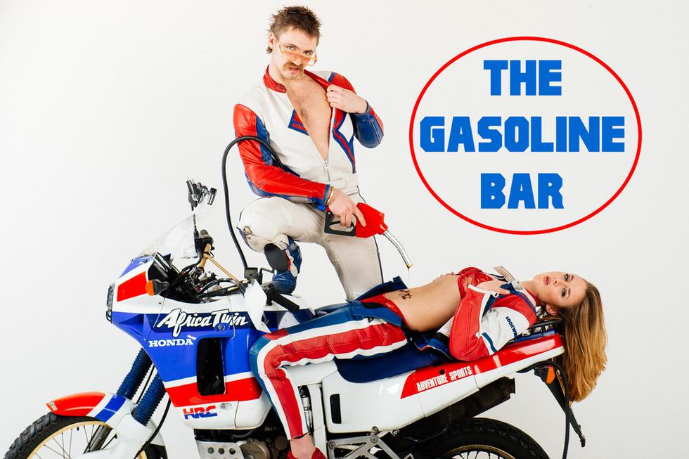 Mr. Gasoline kick-off shoot