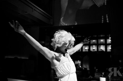 Marilyn Manhoe @ Supperclub