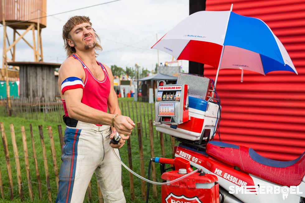 Mr. Gasoline @ Smeerboel Festival