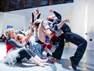 Contact and Improvisation, Tuesday Nights in Toronto