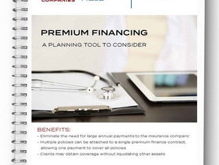 MSF Releases Client Case Study - Premium Financing