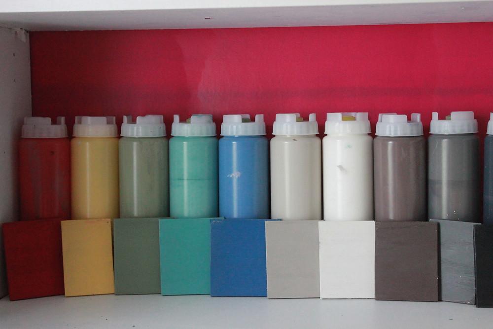 The BEST dispenser bottles. Link here!