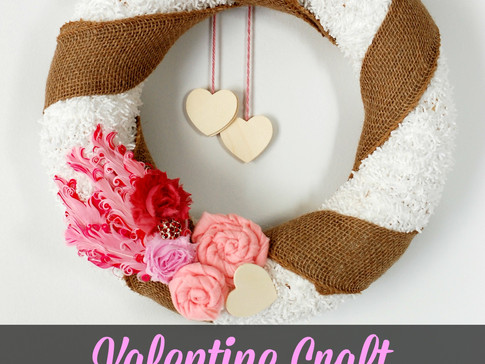 Easy Valentines Day Decor Round Up