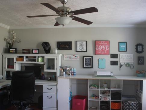 My Top 5 Craft Room Essentials!
