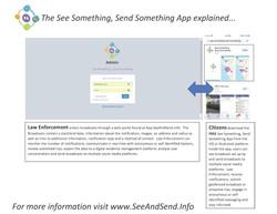 The See Something, Send Something App Explained