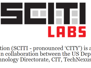 SCITI Labs Interview See Something, Send Something CEO for DHS Grant