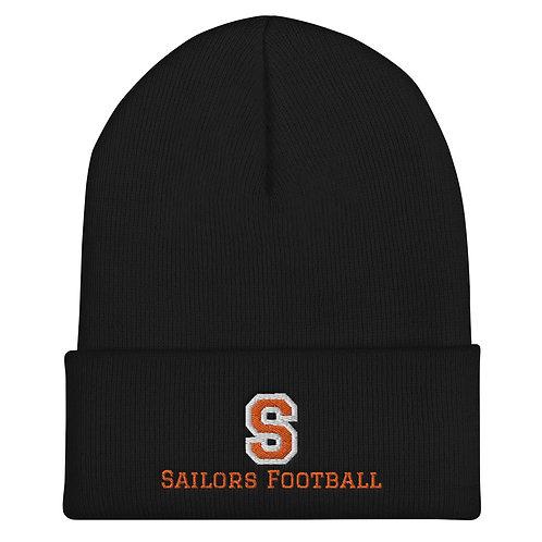 Cuffed Beanie S and Sailors Football