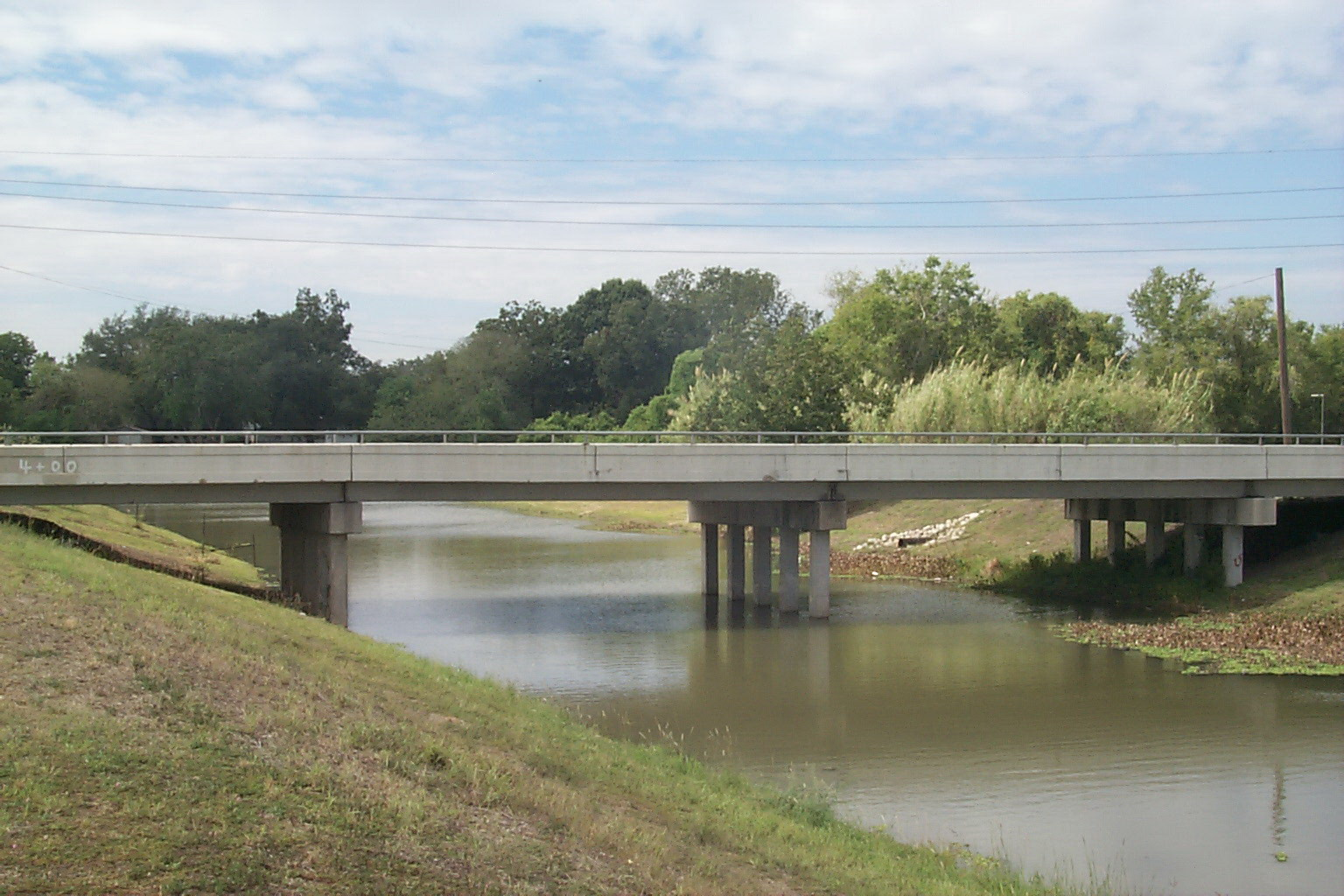 Covington Woods Drainage