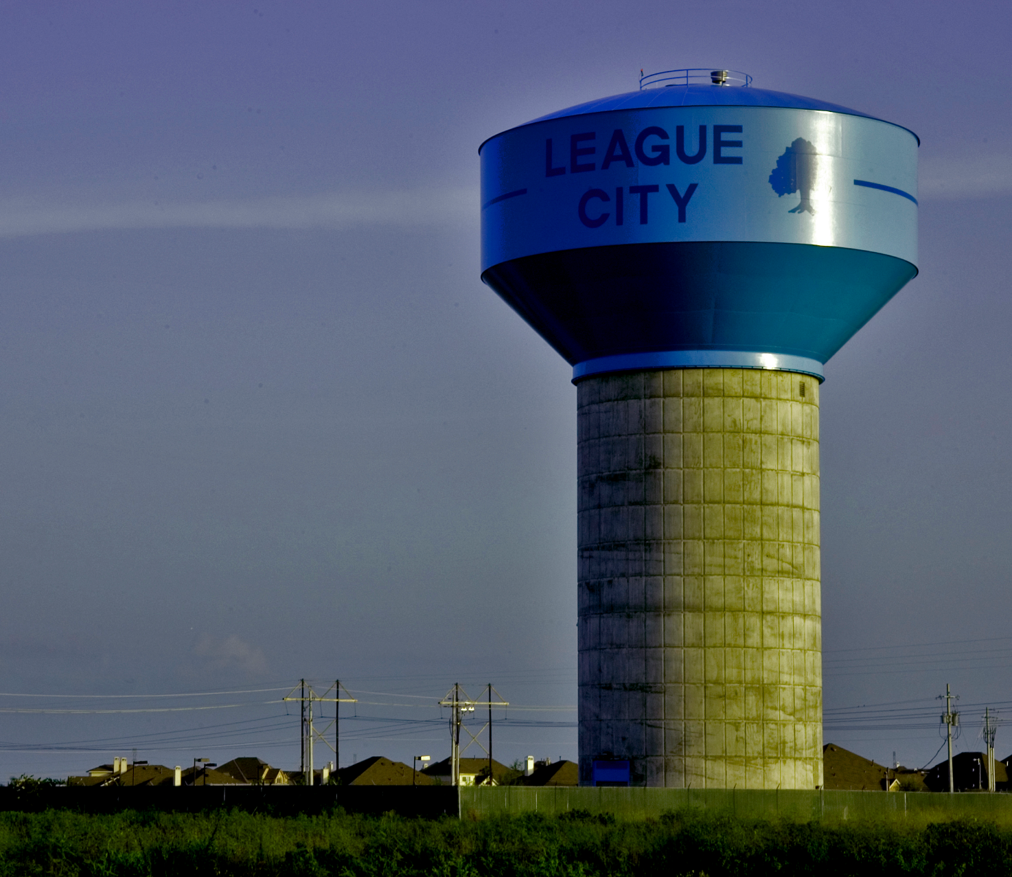 League City Water Tower