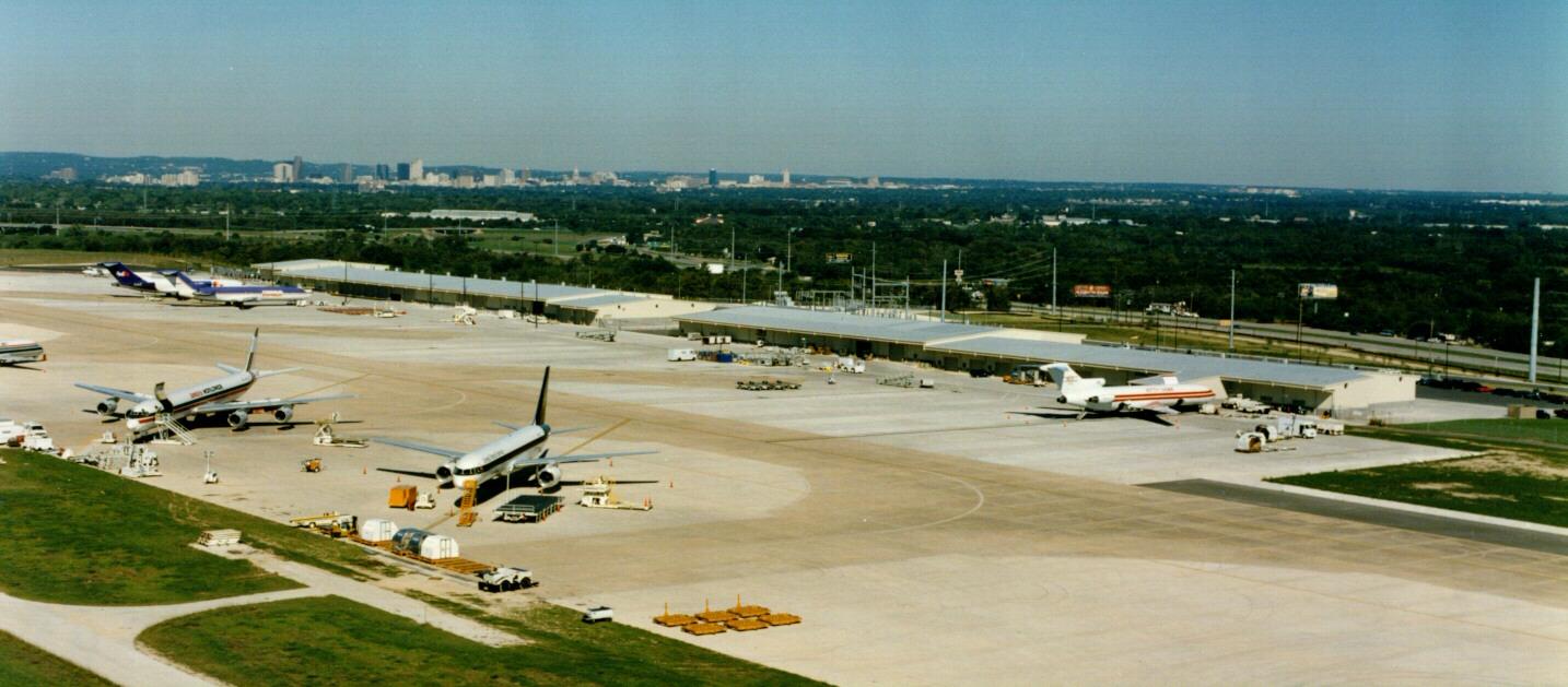 Austin Bergstrom Intl. Airport