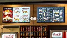 Affichage_numérique - Mediasat-tv - Evry