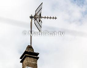 Antenne TNT individuelle - Mediasat-tv - Installation - Réglage - Dépannage - Antennes TNT - Paraboles - Evry