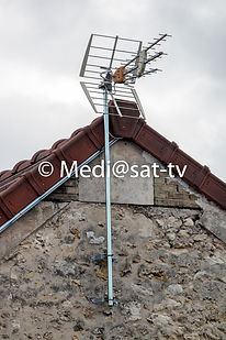 Antenne TNT individuelle particulier - Mediasat-tv à Evry