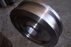 Çelik Ray ve Vinç Tekerleği 8