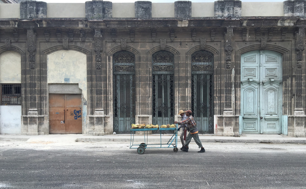 A Tryst With Cuba