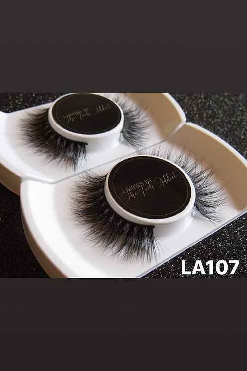 20 Lashes for £75 LA collection Lashes
