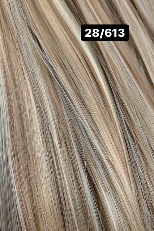 """Straight 22"""" Hair Extensions - 28-613"""