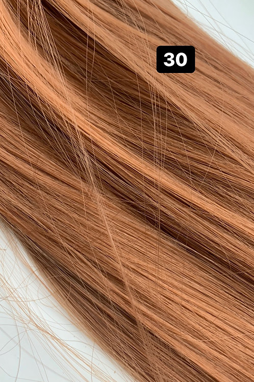 """Straight 22"""" Hair Extensions - 30"""