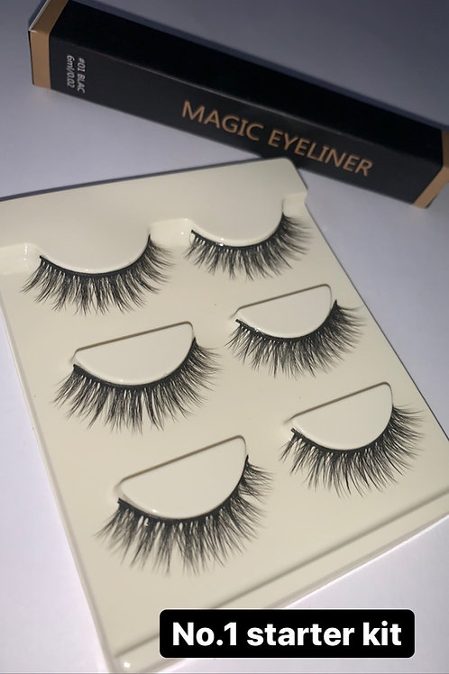 Lash & Eyeliner starter Kit No.1