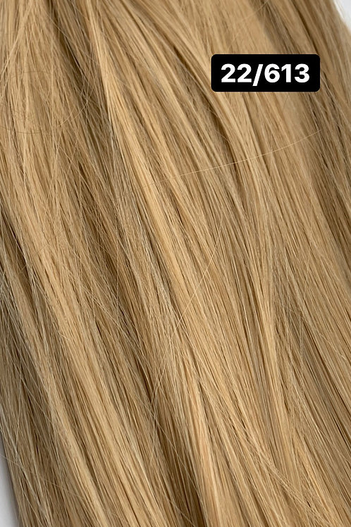 "Straight 22"" Hair Extensions - 22/613"