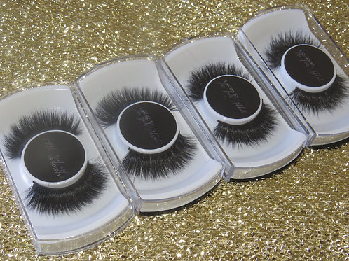 Most Popular Lashes x 4